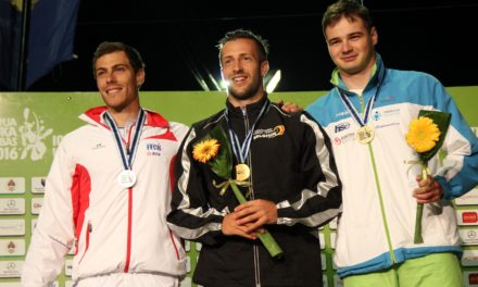Vid Debeljak  zlat in bronast na svetovnem prvenstvu v Banjaluki