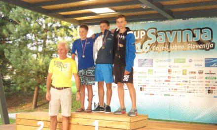 9 medalj na DP v slalomu in 4 v spust sprintu