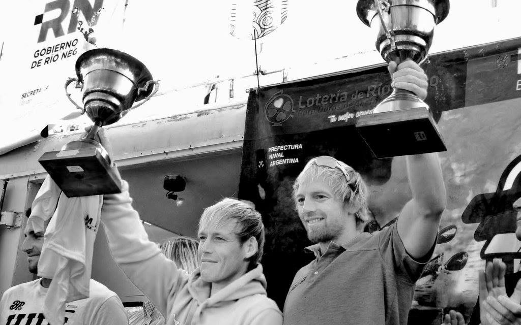 Jošt Zakrajšek in Kiko Vega zmagala v Argentini