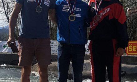 Benjamin Savšek zmagal na mednarodni tekmi v Tacnu