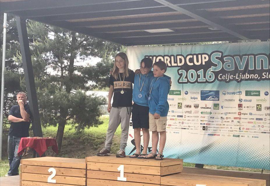 4 medalje na prvi tekmi slovenskega pokala za mlajše v Celju