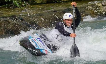 Prva izbirna tekma za sestavo reprezentance v slalomu na divjih vodah, 5.5.2018