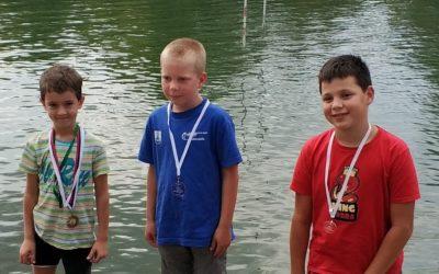 Zmajčkov pokal na Ljubljanici, 14.9.2019