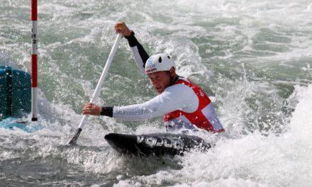 6. mesto Benjamina Savška na OI v Riu, srebrna medalja Petra Kauzerja